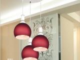 中山厂家批发现代简约吊灯 LED餐厅吊灯 灯饰灯具三头餐吊灯