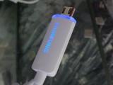 三星发光LED数据线 microV8数据线小米华为安卓通用充电线