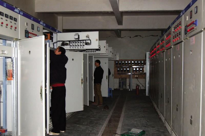 承接配电室电力设备维修业务