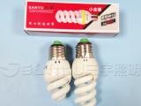 三宇品牌小全螺节能灯,展厅照明柔光节能灯,E27黄光小全螺灯泡
