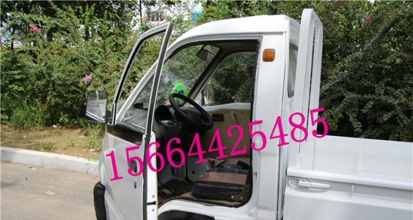 电动厢货车单排平斗车电动小吃车移动商铺销售车流动商品售货车