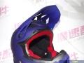 速降DH越野山地车和moto都可使用防护强大全盔头盔