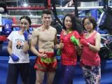 北京女孩学散打-北京女孩学防身-北京女孩学泰拳-女孩学搏击