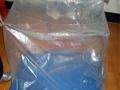 PE超大四方袋 纸箱内衬四方袋 防水防尘透明塑料薄膜袋