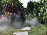 高压喷雾造景降温系统 水雾降温设备 夏季降温喷雾