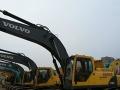 二手土方挖掘机沃尔沃210、240等各型号,一手货源,无中介