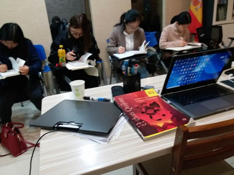 重庆专业西语 微信公众号 重庆新泽西多国语言中心