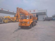 唐骏12吨汽车吊
