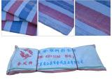 供应彩条布 三色防水防晒塑料篷布 农用帐篷布 量大从优