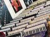 庫房裝修低價轉讓一批進口手風琴