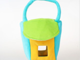 较火较火柠檬兔儿童早教机故事机专用防摔包绿色配其他故事机均可