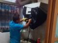 龙岗坪山专业家电清洗 油烟机 空调冰箱饮水机洗衣机