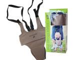 纯棉提篮式婴儿学步带,安全舒适透气,多功能方便小孩学走步!