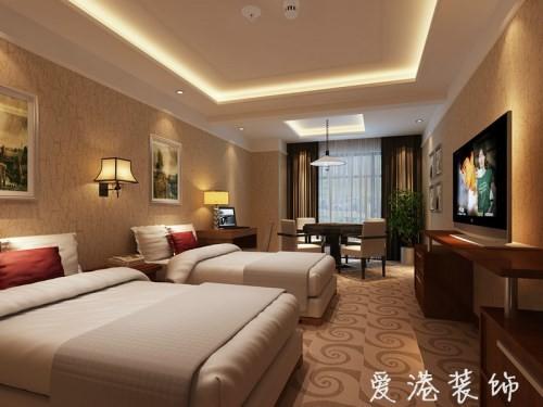 重庆专业工装公司-餐厅会所装修--宾馆酒店设计-认准爱港装饰
