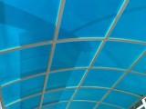淄博温室保温透明pc阳光板
