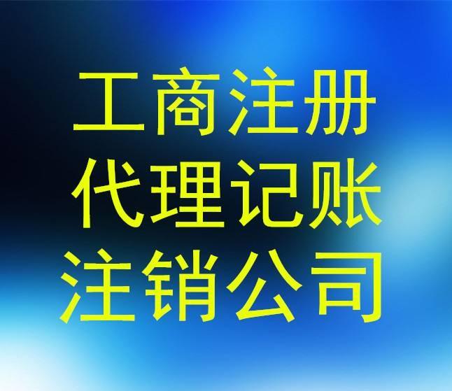 嘉兴注册公司海宁营业执照代办嘉善代理记账