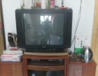 老电视加机柜DVD机功放机处理