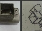 锌钢型材配件转角三通连接件金昕锌钢护栏固