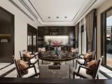 北碚龙湖紫云台合院 320平 新中式风格装修设计