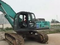 神钢350挖掘机出售,2010年生产的