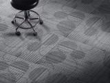 杭州方块地毯品牌/现代会议室正方形地毯50 50可安装
