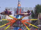 6臂自控飞机厂家 大型游乐设备 公园旋转飞机价格