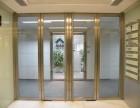 南京六合区玻璃门维修自动门维修感应门维,更换地弹簧维修门