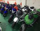 全新二手摩托车:雅马哈鬼火 双杠跑车 地平线R2