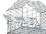 宠物笼折叠笼铁丝网笼佛山周转箱厂家