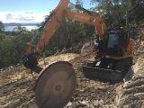 挖掘机开山锯液压切割锯同行业领先挖机