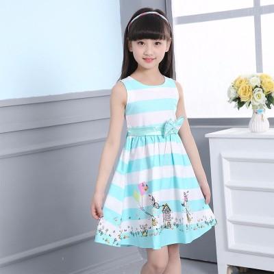 女童夏季公主连衣裙爆款热卖8块5/件