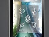 Lenovo/联想 k860四核1.4G 5寸大屏3G智能手机