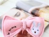 正品Le Sucre砂糖兔发箍 束发袋/化装/沐浴束发带