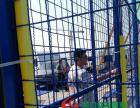 篮球场围网田径场围网车间隔离网公路护栏网