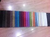 【厂家直销】优质亚麻布带银丝,沙发布,素色车套布,桌布或软包