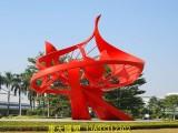 河北雕塑厂家定制大型不锈钢广场雕塑