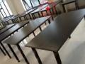 沧州一对一培训桌办公桌电话销售桌工位