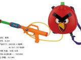 正品特大号儿童背包水枪 抽拉式高压超远射程 沙滩戏水玩具