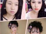 佛山新娘盘发培训H1佛山影楼化妆师要学多久H1