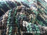 柯桥批发商圈】专业生产粗针针织面料 段纺粗针圈圈 厂家供应