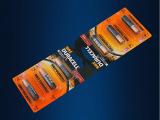 Duracell金霸王碱性7号电池6支装10年长效聚能金霸王七号