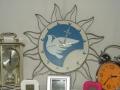 出售工艺、仿古、马蹄表等多款壁挂、台式电子石英钟