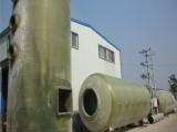 环保脱硫塔防腐 环保的35吨脱硫除尘塔-双利