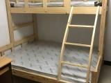 直銷上下床雙層床單人床實木上下床鐵藝上下床