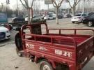 出售一辆八成新大江摩托三轮车面议