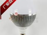 道群灯饰 18W 120MM E27 E40 LED球泡灯灯具外
