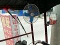 转一台湘龙智能语音电动三轮车