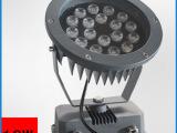 厂家批发18W LED投光灯 户外投光灯 足W高亮 led装饰