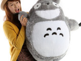 批发 龙猫公仔 超大号1.4米 宫崎骏龙猫 超大号毛绒玩具公仔