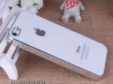 苹果iphone5手机壳 iphone5代手机套 防刮玻璃镜面保
